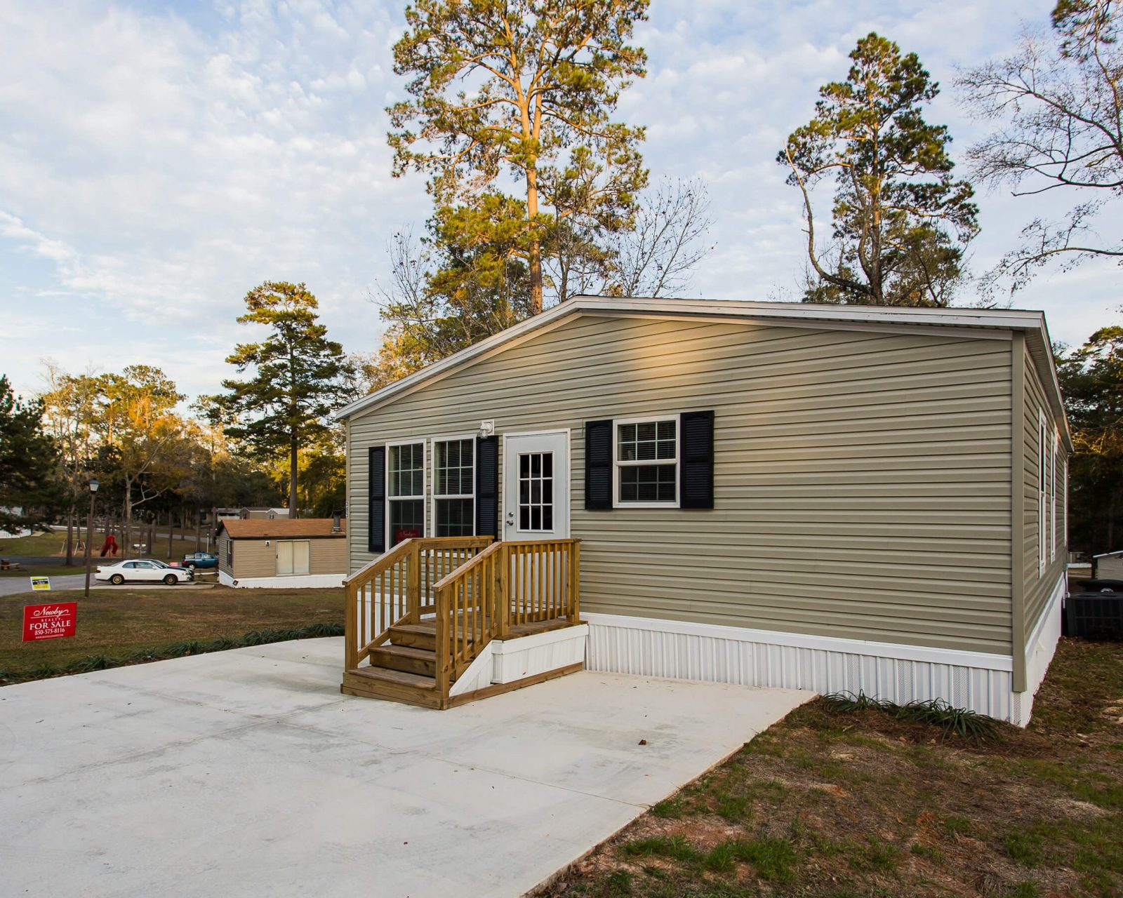 Mobile Homes for Sale in Tallahassee, Florida